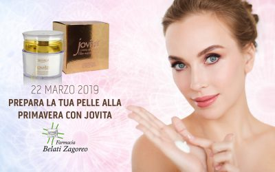 Jovita Day, Prepara la tua pelle alla primavera