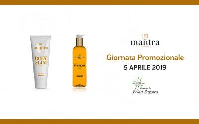 Mantra Cosmetics, preparati all'estate