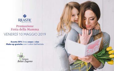Festa della mamma con Rilastil – 10 Maggio 2019