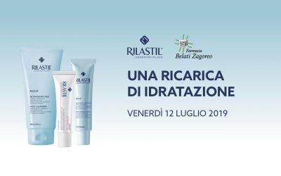 Promozione Rilastil Aqua Intense – 12 Luglio 2019