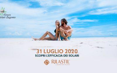 Promozione solari Rilastil – 31 Luglio 2020
