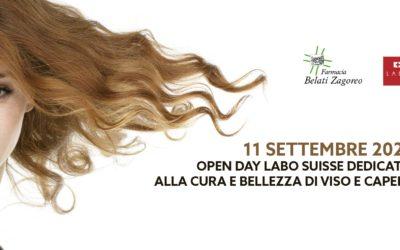 Giornata Labo Suisse dedicata alla bellezza