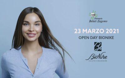 Open Day Bionike – 23 marzo 2021