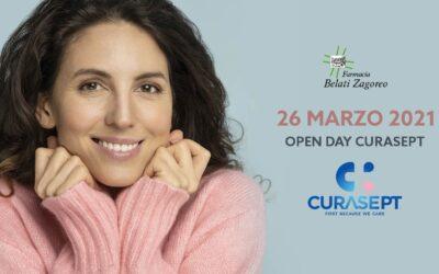 Open Day Curasept – 26 Marzo 2021