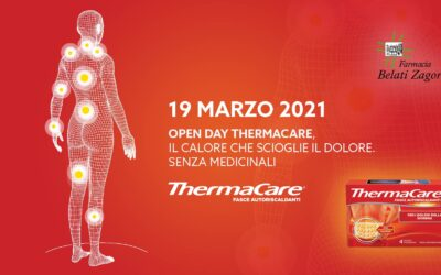 Open Day Thermacare – 19 Marzo 2021