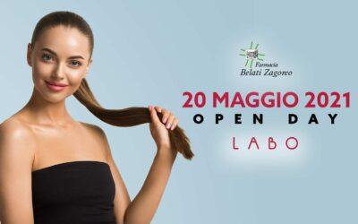 Open Day Labo 20 Maggio 2021