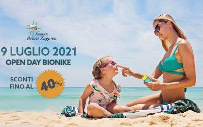 Open Day Bionike – 9 Luglio 2021