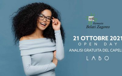 Open Day Labo 21 Ottobre 2021
